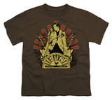 Youth: Sun Records - Elvis Rising T-shirts