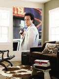 James Belushi Wall Mural