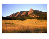 The Flatirons In Summer Photographic Print by Tomas del Amo