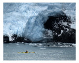 Kayaking In Alaska Photographie par Peggy Warner