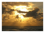 Cannon Beach Sunset Photographic Print by Wendy Traxler