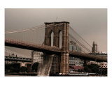 The Bridge Photographic Print by Christy Banister