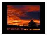 Inspirational-Motivational: Imagination Photographic Print by Andrew Schwartz