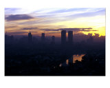 Sunrise Over Manila Photographic Print by Peppe Arninge