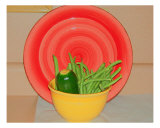 Veggies In A Bowl Photographic Print by Cheryl Crowe