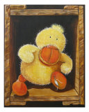 Broke Down Duck Giclee Print by Reenie Kennedy