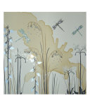 Recycled Garden 3 Giclee Print by Soraya Wallace