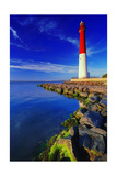 Barnegat Lighthouse, New Jersey Photographic Print by George Oze