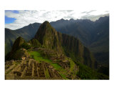 Machu Picchu Photographic Print by Rafal Ozog