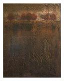 Rustic Tree Horizon Giclee Print by Kristen Stein