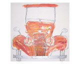 Car 3 Giclee Print by Soraya Wallace