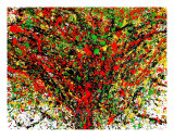 Tree No 2 Giclee Print by Benjamin Walker