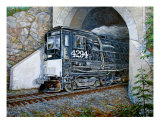 Cab Forward Giclee Print by Gary Symington