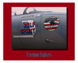 Freedom Fighters Photographic Print by Sari Mcnamee