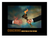 Business-Management: Coaching Photographic Print by Andrew Schwartz