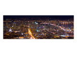 San Francisco City Lights Photographic Print by Brendan Mcweeney