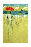 Deep Roots Posters av Ruth Palmer
