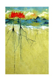 Deep Roots Giclee Print by Ruth Palmer