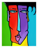 Major Attitude Giclee Print by Thomas Fedro