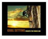 Business-Management: Goal Setting Photographic Print by Andrew Schwartz