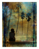 Islamorado Alone Photographic Print by Tony Pavone