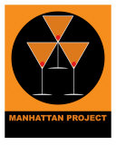 Manhattan Project Photographic Print by Michael Nemerowski