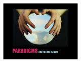 Business-Management: Paradigms Lmina fotogrfica por Andrew Schwartz