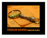 Business-Management: Problem Solving Photographic Print by Andrew Schwartz