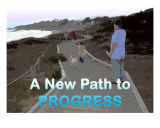 Path To Progress Photographic Print by Lorrie Morrison