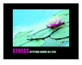 Inspirational-Motivational: Stress Photographic Print by Andrew Schwartz