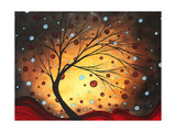 Enchanted Forest Giclee Print by Megan Aroon Duncanson