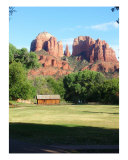 Sedona Photographic Print by Jason Wolf