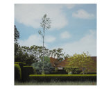 Great Dixter Giclee Print by George Robertson