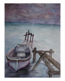 Calm Waters Giclee Print by Lil Taylor