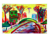 Riverwalk 8100 Giclee Print by Tracey Ashenfelter