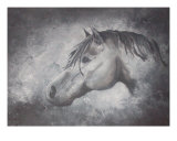Equine Intelligence Giclee Print by Amanda Winford
