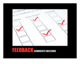 Business-Management: Feedback Photographic Print by Andrew Schwartz