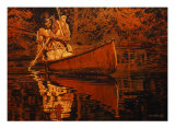 Metis Giclee Print by Ernie Cselko