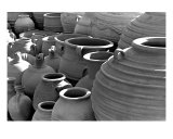 Clay Pots Photographic Print by Kristine Wayman