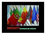 Management-Busines: Diversity Photographic Print by Andrew Schwartz