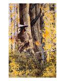 Golden Daze Giclee Print by Ernie Cselko
