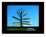 Business-Management: Communication Photographic Print by Andrew Schwartz