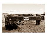 Danger Dock Photographic Print by Brendan Mcweeney