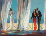 Dreaming About I Kunst av Willem Haenraets