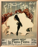 Le Frou - Frou Print by Lucien-Henri Weiluc