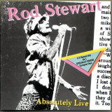 Rod Stewart, Absolutely Live Pósters