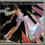 Rod Stewart, Atlantic Crossing Affiches