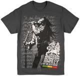 Bob Marley - Hit Me Up Jumbo Shirts