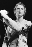Sex Pistols- Johnny Rotten - Photo