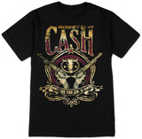 Johnny Cash - Guns To Town T-shirts